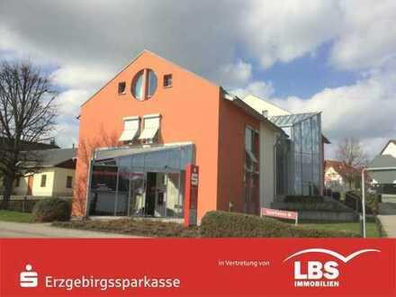 Single- Wohnung in Gornau