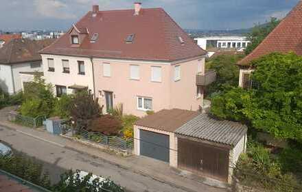 Haus mit Garten in Stuttgart Killesberg, 2 Haltestellen vom HBF