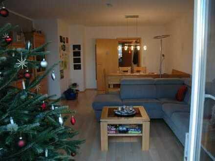 3 Zimmerwohnung mit Garten für die kleine Familie