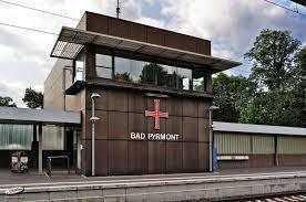 Lagerfläche im EG des Bahnhofs Bad Pyrmont zu vermieten