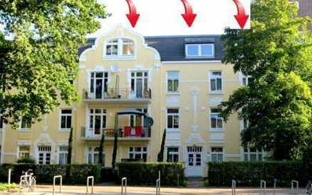 Großzügige und helle 3 Zimmer DG-Wohnung in HH-Bahrenfeld