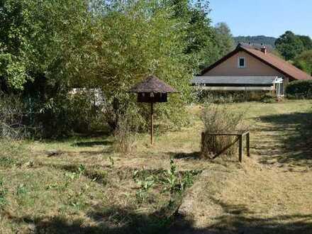 Ruppertsweiler - voll erschlossenes Baugrundstück in schöner Wohngegend zu verkaufen