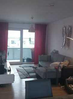 Wunderschöne 4-Zimmer-Wohnung Neubau mit Balkon und Einbauküche in Landsberg