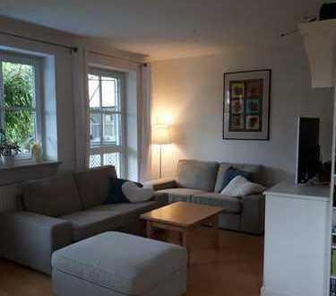 Schöne, helle DHH mit fünf Zimmern in Memmingen, OT Steinheim
