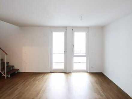 Fantastische 2-Zimmer Wohnung über 2 Etagen mit 2 Balkonen
