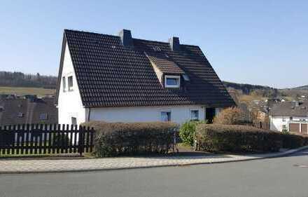 Schönes Haus mit sieben Zimmern im Kreis Olpe, Wenden