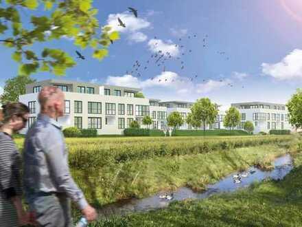 2-Zimmer-Wohnung im OG - Neubau / Wohnen an der Schozachaue