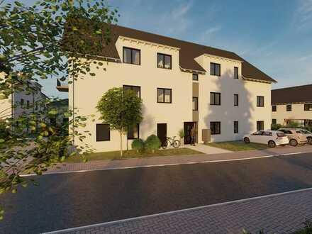 Neubau-Eigentumswohnungen in Esebeck / Haus 1 Whg. 4