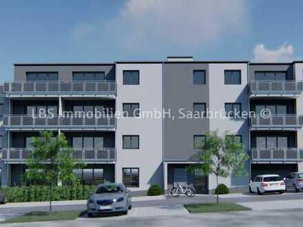 Neubau- Wohnungen in Quierschied-Göttelborn, KfW 55