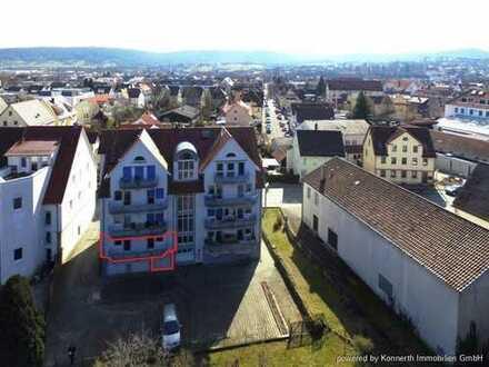 Freie Arztpraxis in der Kernstadt von Rottenburg mit sehr guter öffentlicher Anbindung