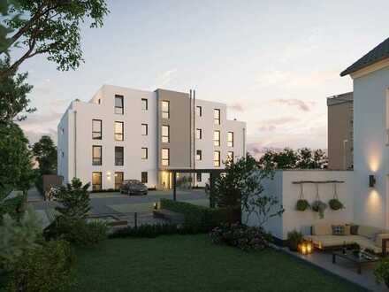 Moderne Neubau-2 Zi.-Eigentumswohnung in guter Wohnlage von Schwaigern
