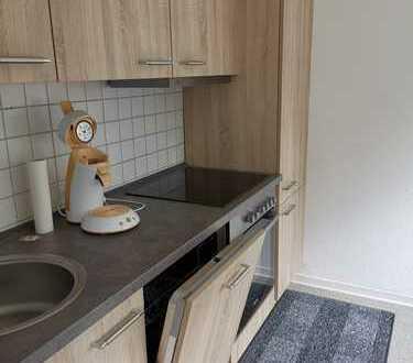 Gepflegte 2-Zimmer-Wohnung mit Balkon und EBK in Bremen