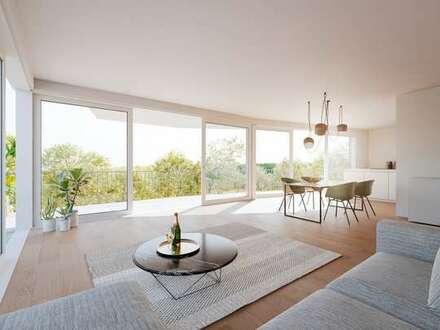 Architektonisch herausragende 3-Zimmer-Wohnung in Stuttgart-Killesberg!