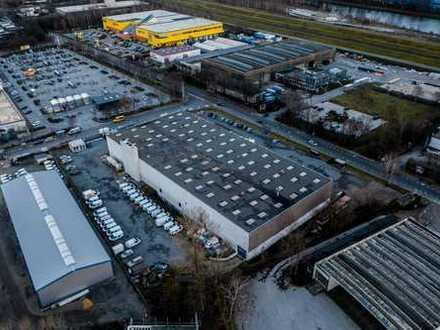 Hallen 100, 200, 300 m² qm Lagerraum Lagerhalle