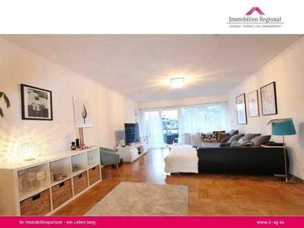 Moderne 3-Zimmer-Wohnung in ruhiger Lage