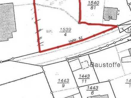 Baugrundstück für Mehrfamilienhaus mit bis zu 14 Wohneinheiten