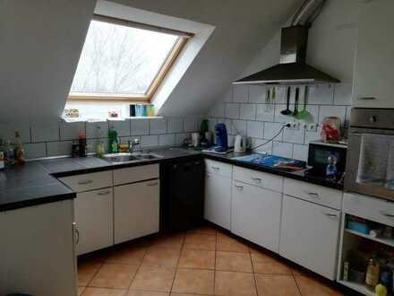DG Wohnung mit Einbauküche und Tageslichtbad mit Wanne und Dusche