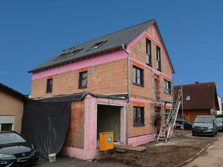 Neubau: 4,5 Zimmer Maisonette in zentraler Lage von Mainaschaff!