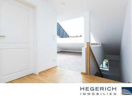 HEGERICH: Traumhafte Dachgeschosswohnung in Haidhausen