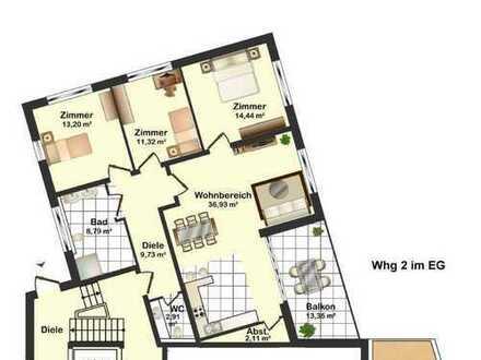 Die Immobilie für jeden Lebensabschnitt (Barrierefreie 4-Zimmer-Eigentumswohnung)