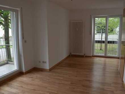 Attraktive Apartment-Wohnung mit großem Balkon, bezugsfertig