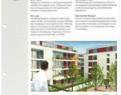 Ruhig und zentral wohnen in den Gutenberg Höfen - Provisionsfrei von Privat VB
