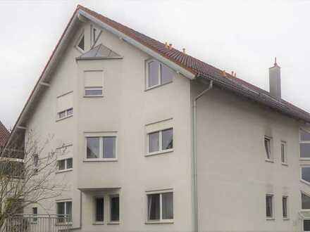 Schicke 3-Zimmer Maisonette Wohnung in gepflegtem 12-Familienhaus