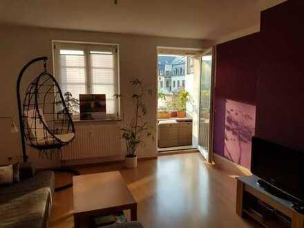 Nachmieter ab sofort gesucht: Komplette 59 m² Wohnung in Pieschen-Süd