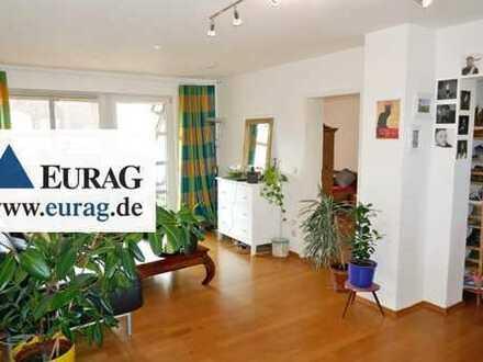 N-Gostenhof: Gepflegte 2-Zi-Whg (5.OG m. Aufzug) mit Loggia, EBK