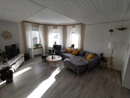 Schöne 4 ZKB-Wohnung in zentraler Lage von Siegen mit Gartenanteil