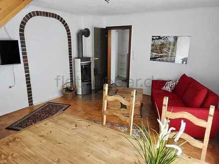Lichtdurchflutete 3-Zimmer-Maisonette-Wohnung mit Garten in München - Fürstenried