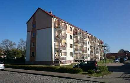 3 Raumwohnung in der Oststadt von Parchim zu vermieten