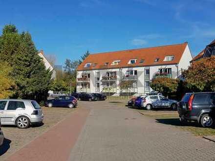 Wohnen oder Anlegen in Gerwisch +++ Helle 3-Zi.-Whg. mit Balkon in ruhiger Lage bei Magdeburg