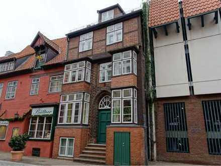 - Bürohaus in der Lüneburger Innenstadt anzumieten -