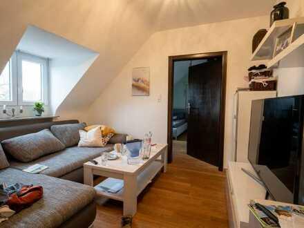Sofort bezugsfreie 2-Zimmer-Wohnung in Stuttgart-Ost
