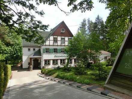 Ein Idyll (Hotel / Restaurant) am Waldesrand