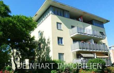 DI - gemütliche 2-Zimmer-Wohnung mit Balkon und Fahrstuhl