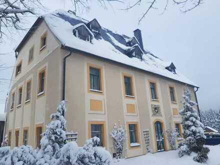 Romantischer 4-Seiten-Hof auf großen Grundstück in absoluter Alleinlage von Rübenau!