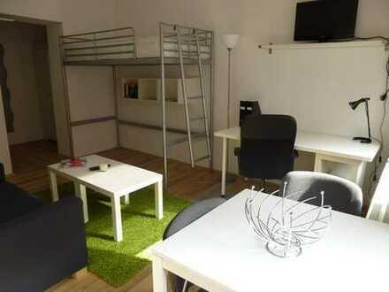 Möbliertes Apartment - 1. OG Links