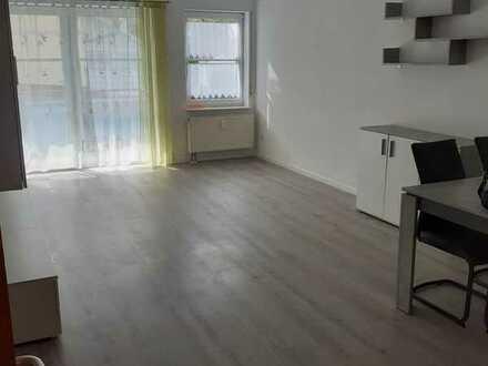Seniorengerechte 2-Zimmer-Wohnung mit Süd-Balkon und EBK