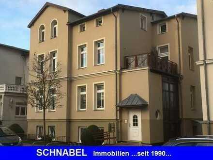 Innenstadt Bad Doberan - 4 Raum Wohnung