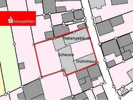 Abrissgrundstück in Zeilhard