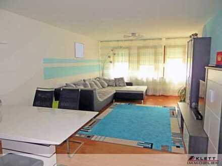 *TOP* Ansprechende, moderne 3-Zimmer-Wohnung mit Balkon und Tiefgaragenstellplatz