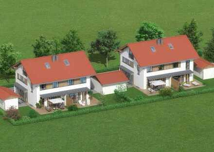 Grosszügige & Familienfreundliche Doppelhaushälften in Sauerlach - Nur noch 1 DHH