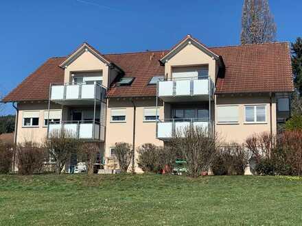 Schöne Wohnung mit 3,5 Zimmern in Wehingen