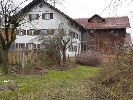 Bauernhaus in ruhiger Dorflage zwischen Kempten und Marktoberdorf