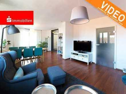Eine Traumwohnung! Ihr Haus im Haus mitten in Seligenstadt.