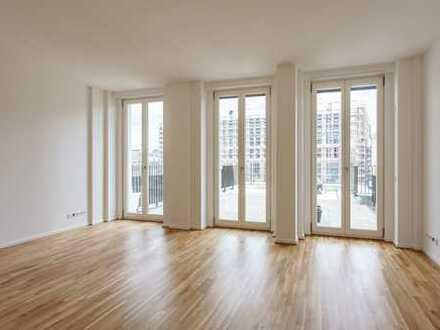 Traumhafte 3-Zimmerwohnung I Bodenheizung | Einbauküche | Gäste-WC | Terrasse