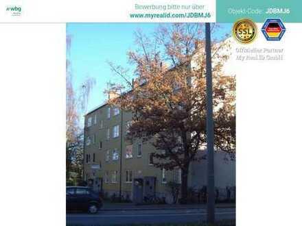 Geräumige 3-Zimmer Wohnung mit Blick auf Parkanlage!