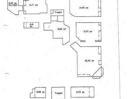 Außergewöhnliche Maisonette-Wohnung im Dachgeschoß ab 01.10.2020 zu mieten